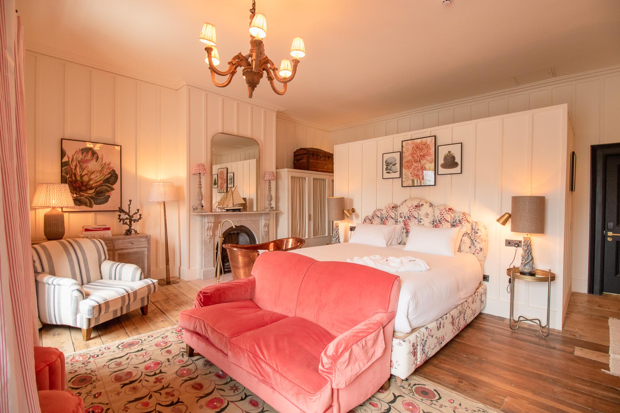 Townhouse Suite, Romantic Breaks Dublin, Romantic Getaways